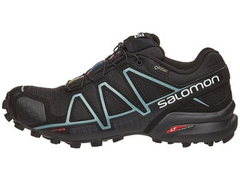 Scarpe Salomon Speedcross 4 GTX Nero Donna b82bafc65f9