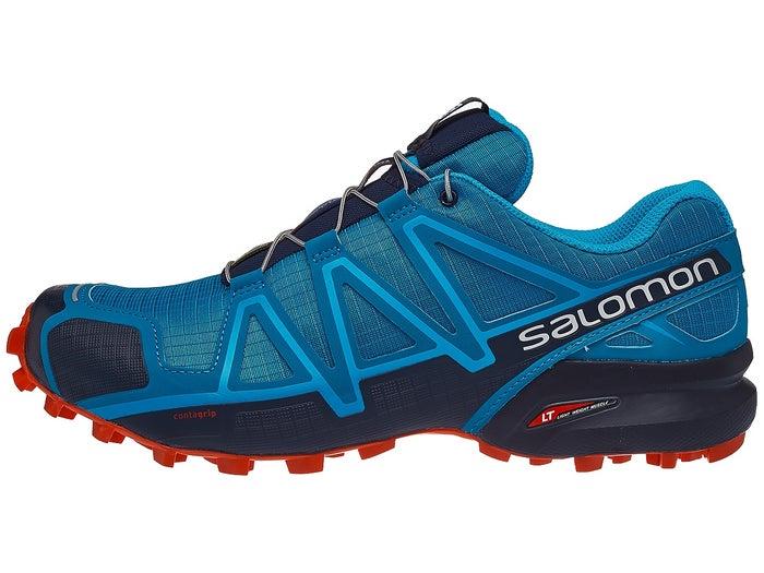 zapatillas salomon speedcross 4 opiniones usa navy