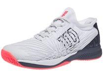 best sneakers 2e491 057fa Wilson Kaos 2.0 SFT Sandplatz Herren Tennisschuh Weiß/Koralle